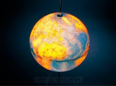 Светильник Globe Earth