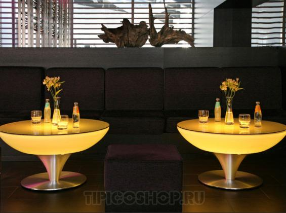 Стол Lounge 45, 55, 75, 105 IN Accu Pro LED