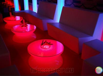 Стол Lounge IN Accu Pro LED