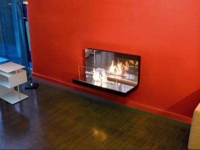 Биокамин Wall Flame 536e