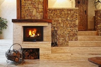 Домашние камины