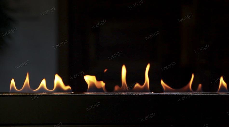 Длина линии огня